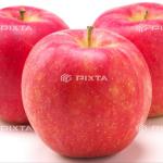 りんごは栄養豊富で風邪や美容にも効果絶大!食べ方も紹介!