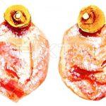 干し柿にはどんな効能と栄養素があるのか!白い粉の成分と保管方法!