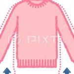 セーターを縮ませない!上手に洗うコツと縮んだセーター元に戻す方法!
