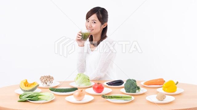 フルーツ青汁のダイエット効果を高める飲み方!何日で効果が出るのか?