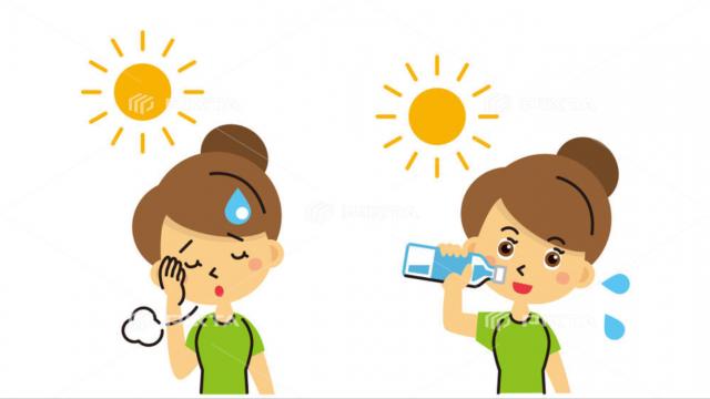暑さに負けない外出時の熱中症予防対策と夏バテしない食事!