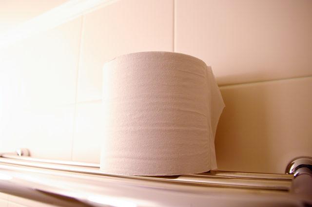 トイレットペーパー1回の平均使用量と年間使用量?男女どっちがたくさん使う?